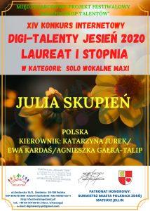Julia Imiejsce