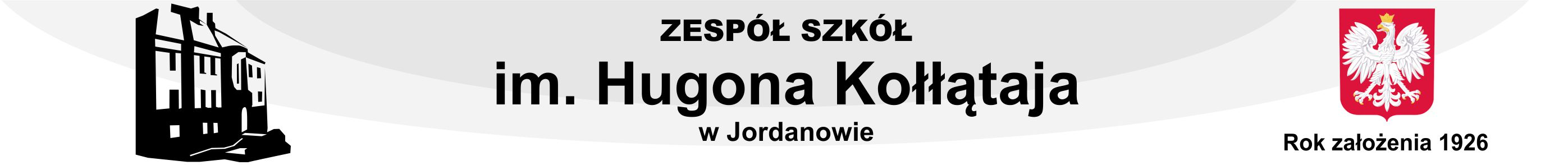 Zespół Szkół im. Hugona Kołłątaja w Jordanowie
