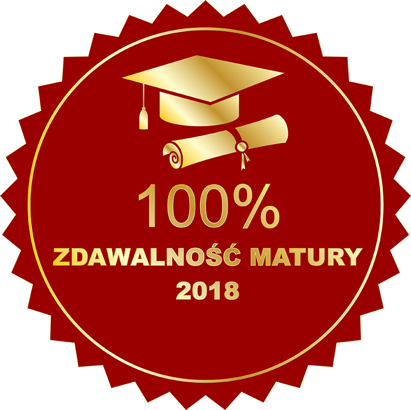 100% Zdawalność Matury