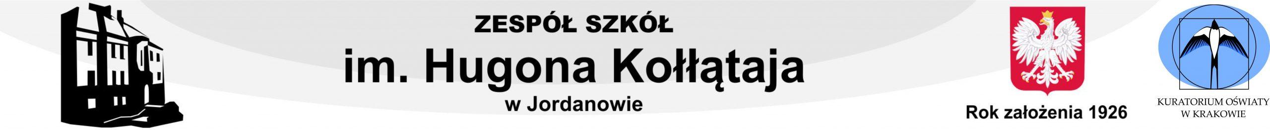 Zespół Szkół im. Hugona Kołłątaja w Jordanowie